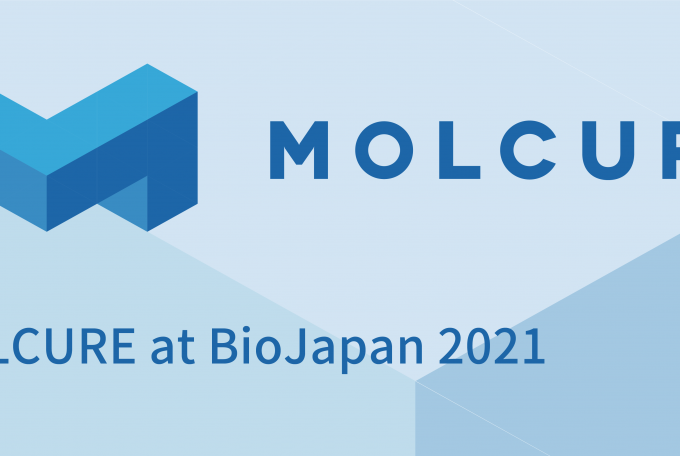 MOLCURE at BioJapan 2021, October 13