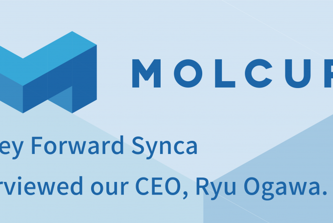 Money Forward Synca interviewed our CEO, Ryu Ogawa, October 21